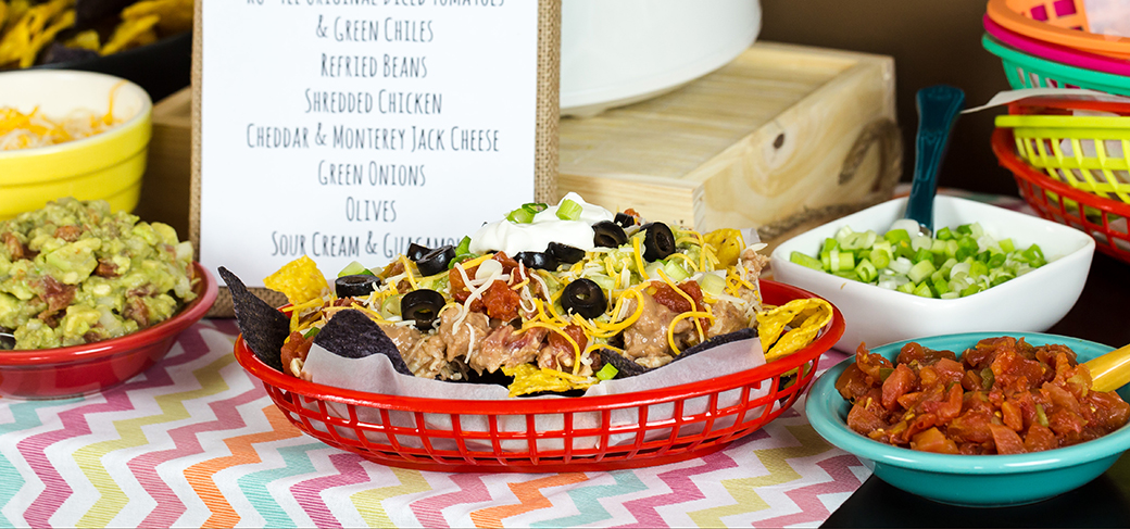 Bon National Nachos Day: Entertain Like A Pro With An Easy Build Your Own Nacho  Bar | RO TEL
